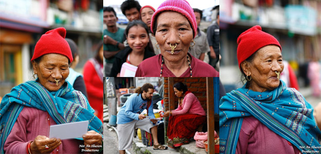 portraits of Himalayans Projects by Not An Illusion Productions - women of Himalayans, Nepal
