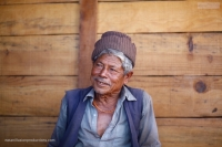faces of nepal, portraits of Himalayans