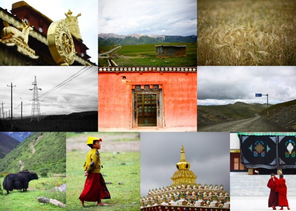 Images of Tibet 藏区人文